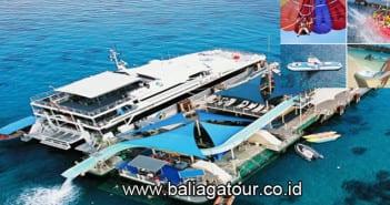 Bali Hai Reef Cruise