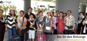Ibu Sri dan Keluarga dari Thailand