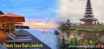 Paket Tour Bali Lombok 4 Hari 3 Malam