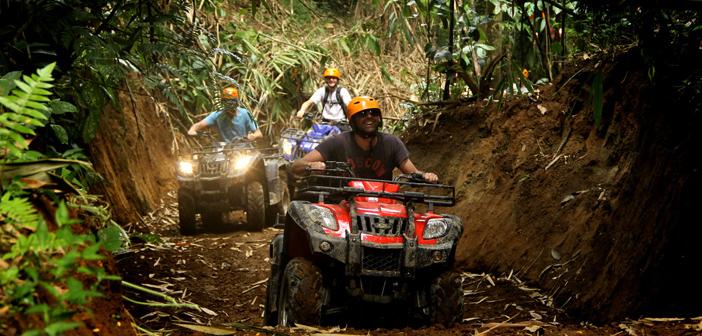 Atv Riding di Bali bersama Bakas Levi Adventure