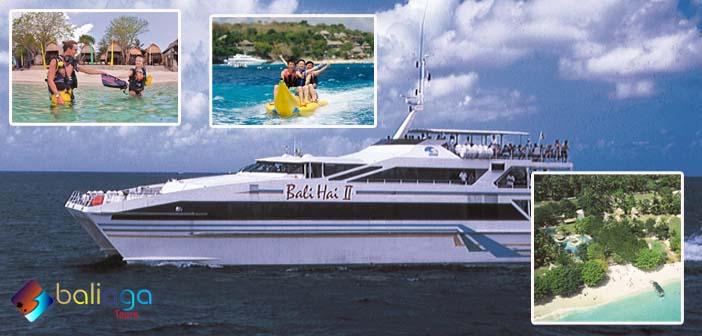 Bali Hai Beach Club Cruise