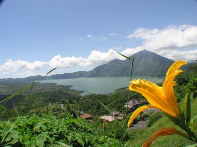 gunung danau batur