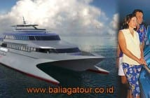 Paket Quicksilver Cruise