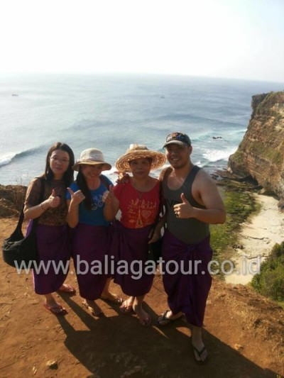 customer bali aga tour