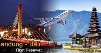 Paket Tour Dari Bandung Ke Bali