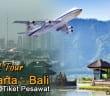 Paket Tour Dari Jakarta Ke Bali Plus Tiket Pesawat