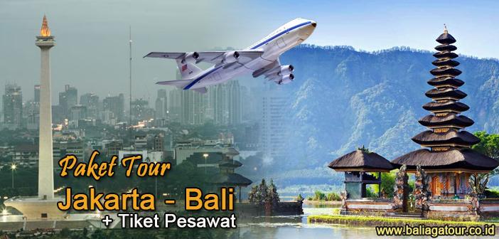 Harga Paket Tour Dari Jakarta Ke Bali Tiket Pesawat
