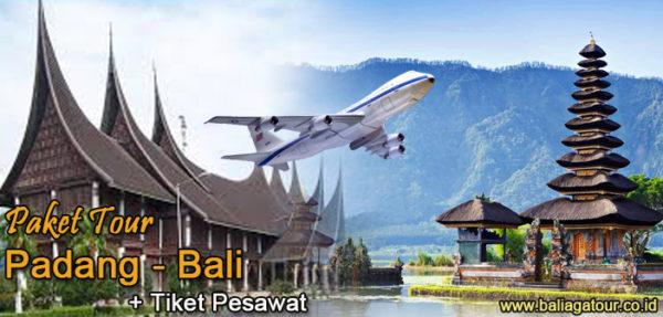 Promo Harga Paket Tour Dari Padang Ke Bali Tiket Pesawat