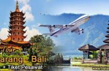 Paket Tour Dari Semarang ke Bali Plus Tiket Pesawat