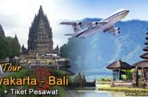 Paket Tour Dari Yogyakarta Ke Bali Plus Tiket Pesawat