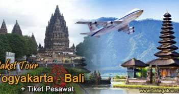 Paket Tour Dari Jogja Ke Bali Plus Tiket Pesawat