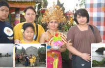 Ibu Yenny and Family