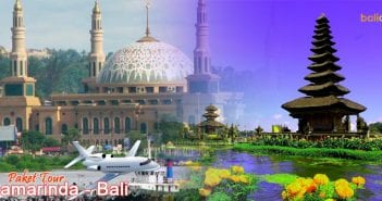 Paket Tour dari Samarinda ke Bali