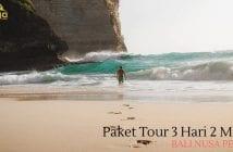 paket tour 3 hari 2 malam bali nusa penida