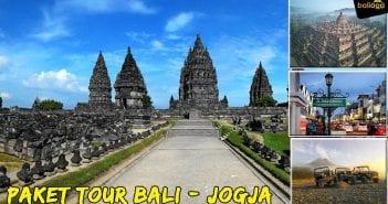 Paket Tour Jogja dari Bali